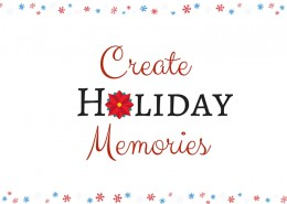 Create Holiday Memories - wordpress