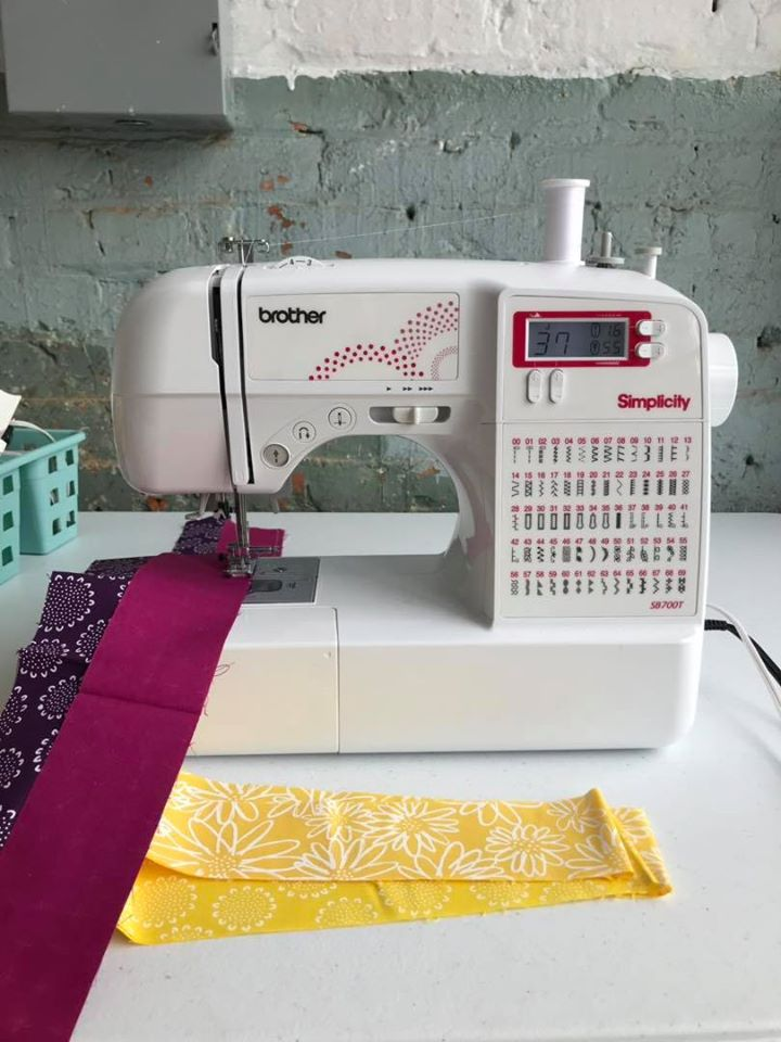 Come sew with us!
