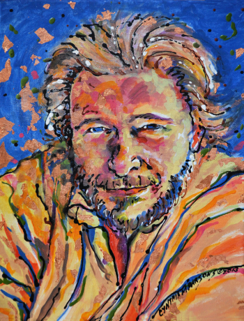 Rick Bragg, Author - Pulitzer Prize Winner, Oil