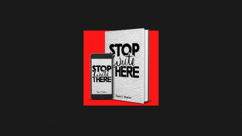 Stop Write There Interactive Journal (Available on Audible)