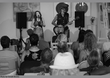 Live at the Gallery at High Cotton, Apalachicola, FL