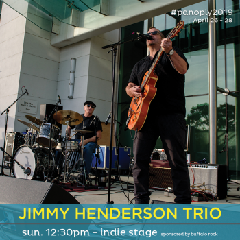 Jimmy Henderson Trio @ Concerts in the Park