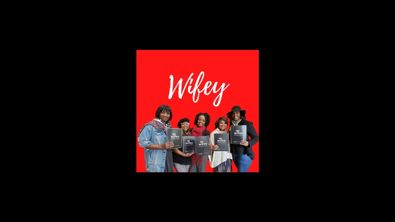Wifey Workshops: Course guide complete with coloring book pages